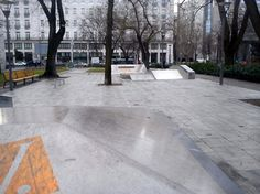downtown skate park - Google Search Skate Park, Sidewalk, Urban, Google Search, City, Walkways, Pavement, Cities, Curb Appeal