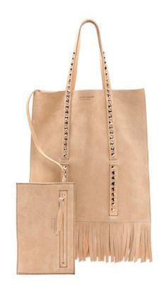 Pedro Garcia Flat Fringe Bag | SHOPBOP