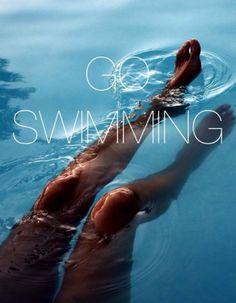 La natation, se motiver pendant l'année pour aller 1 ou 2 fois par semaine à la piscine. Même si ça sera plus facile quand j'aurais commencer à perdre un peu !