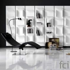 Fifty Bookcase By Cattelan Italia Living Room