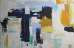 Skyline by Elizabeth Conley - Vango Original Art