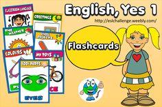 ESLCHALLENGE - ENGLISH TEACHING RESOURCES  - ENGLISH, YES 1 http://eslchallenge.weebly.com/packs.html