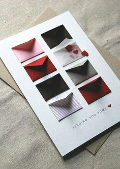 117 Best Cards Images Handmade Cards Creative Cards Heart Cards