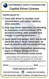 Copolit Driver License Automobile, Foundation, Safety, Car, Security Guard, Foundation Series, Autos, Cars