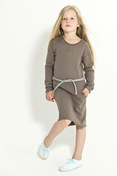 adria knitted dress