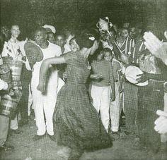 Festa de Yemanjá. Americano da Costa.  Roda de samba