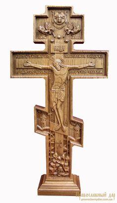 Крест резной (ПД003966) - купить в интернет магазине Axios