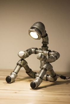 PIPE STORY Industrial style Pipe Lamp