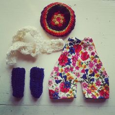 Little doll clothes.