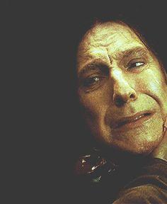 Harry Potter meme → five deaths [4/5] Snape