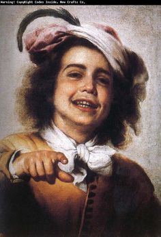 Bartolome Esteban Murillo Are laughing boy