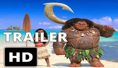 Moana Official Trailer 2016