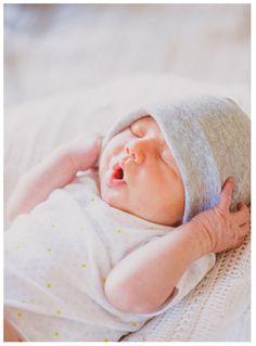 sleeping newborns
