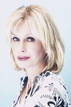 Joanna Lumley, born 1946