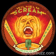 mybeerbuzz.com - Bringing Good Beers & Good People Together...: Magic Hat - Wilhelm Scream Pumpkin Ale