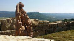 #ganesha #motovun Ganesha, Mount Rushmore, Lion Sculpture, Villa, Statue, Art, Art Background, Kunst, Ganesh