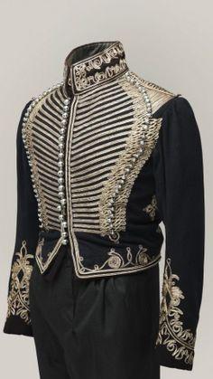 COSPROP 1835 Hussar Jacket