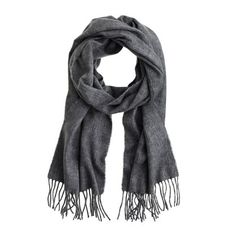 Cashmere scarf j.crew