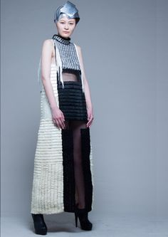 Modeconnect.com - Maritta Nemsadze - BA (Hons) Fashion: Design With Knitwear 2013 at Central Saint Martins College of Arts Design.