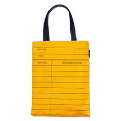 d2153790bd Library Card - Out Of Print Canvas Tote Bag - quite possibly the best book  to