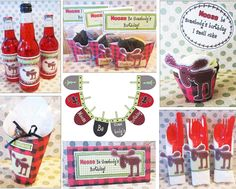 Moose Party Ideas : Parties and Patterns, Fun ideas grow here!