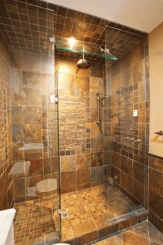 Make the most of small bathrooms