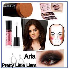 Pretty little liars Aria