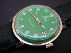 omega watch green wristband - Google Search
