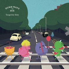 Reinterpreted monsters version • Abbey Road Album