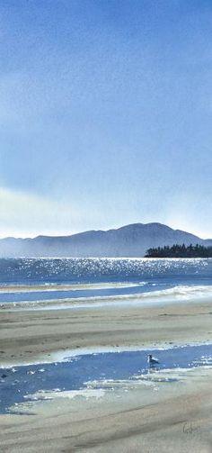 Carol Evans Dazzling Sea