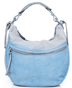 Pale Blue Ombre Bag Key features: - Grab handle - Pale blue/grey ombre - Interior pockets - Back and front zip pockets Material: - PU, Cotton Approx. Grey Ombre, Blue Grey, Body Shapes, Casual, Stuff To Buy, Bags, Shoulder, Style, Handbags