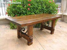 Resultado de imagen para mesas de madera