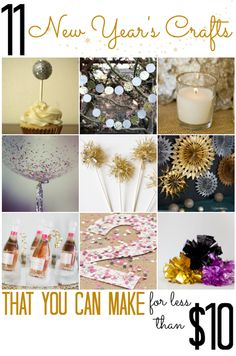 1309 Best New Year S Crafts Images New Years Eve New Years Eve