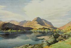 W Heaton Cooper - English / Cumbria (1903 - 1995) Grasmere