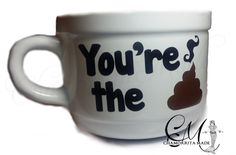 Your the ST mug by ChamorritaMade on Etsy Mens Valentines Gifts, The St, Mugs, Tableware, Creative, Handmade, Etsy, Valentines Gifts For Men, Dinnerware