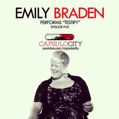 "2012 Jazzmobile Vocal Competition Winner Emily Braden performs ""Testify"" on Capsulocity.com. Click the photo to see the video."