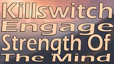 Killswitch Engage - Strength Of The Mind (Instrumental Cover)