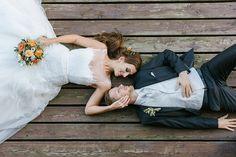 Wozu überhaupt ein After Wedding Shoot? Inspirationen am See von Marie Bleyer | Hochzeitsblog - The Little Wedding Corner