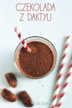 Gorąca czekolada z daktyli » Jadłonomia