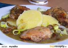 Baked Chicken, Pork, Food And Drink, Meat, Baking, Recipes, Foods, Life, Straws