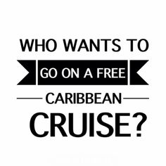Who wants to go to the Caribbean for FREE?? The It Works crew will be on the 5th largest ship in the world all for free!! Perks of being a distributor ;) Contact me to learn more or visit www.avivaw.itworks.com Become A Distributor, It Works Products, Caribbean Cruise, How To Become, To Go, Ship, Learning, World, Free