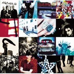 U2 - Achtung Baby [1991]