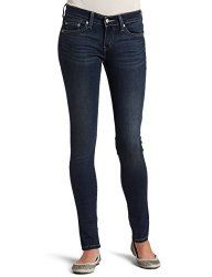 Levi's Juniors 535 Slim-Fit Skinny Jean Legging Jean legging with styling and super stretch fabric Petite Skinny Jeans, Ripped Skinny Jeans, Super Skinny Jeans, Womens White Jeans, Womens Ripped Jeans, Women's Jeans, Plus Size Stretch Jeans, Levi Shorts, Women's Leggings