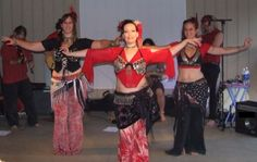 Keshvar Project - entertainment in 2013 and 2014 at the Midwest Herb Fest.
