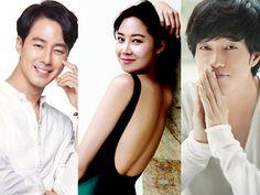 Jo In Sung, Gog Hyo Jin & So JiSub