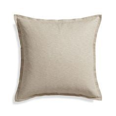 crate and barrel natural pillow covers - Google Search