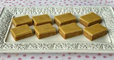 This no bake gingernut slice has a biscuit, butter and condensed milk base and is iced it with a simple ginger and golden syrup icing.
