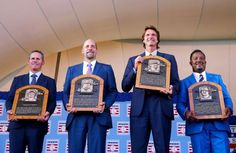 Photos: Top 5 Baseball Hall of Fame classes
