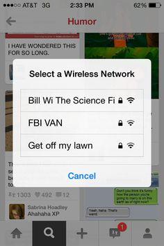 Bill Wi the Science Fi…
