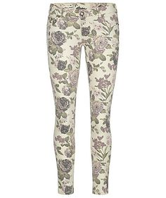Trousers by Review #trousers #review #engelhorn #flowers http://fashion.engelhorn.de/